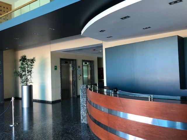 Arriendo oficina 1050 m2   Ciudad Empresarial   Santiago