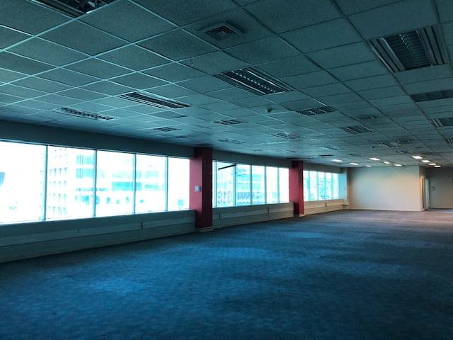 Oficinas en arriendo 5033 m2   Ciudad Empresarial   Santiago