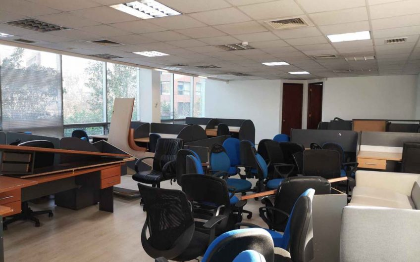 Venta de oficina 170 m2 | Ciudad Empresarial | Santiago