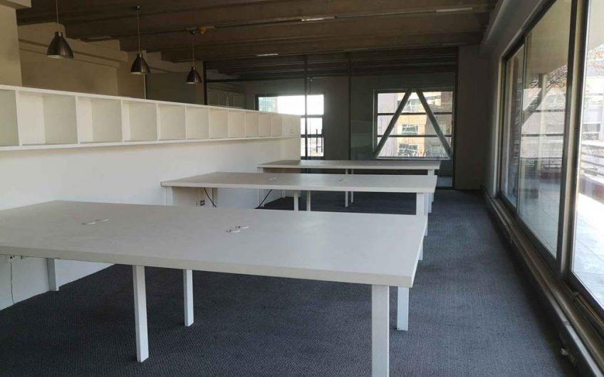 Arriendo oficina 122 m2 | Ciudad Empresarial | Santiago